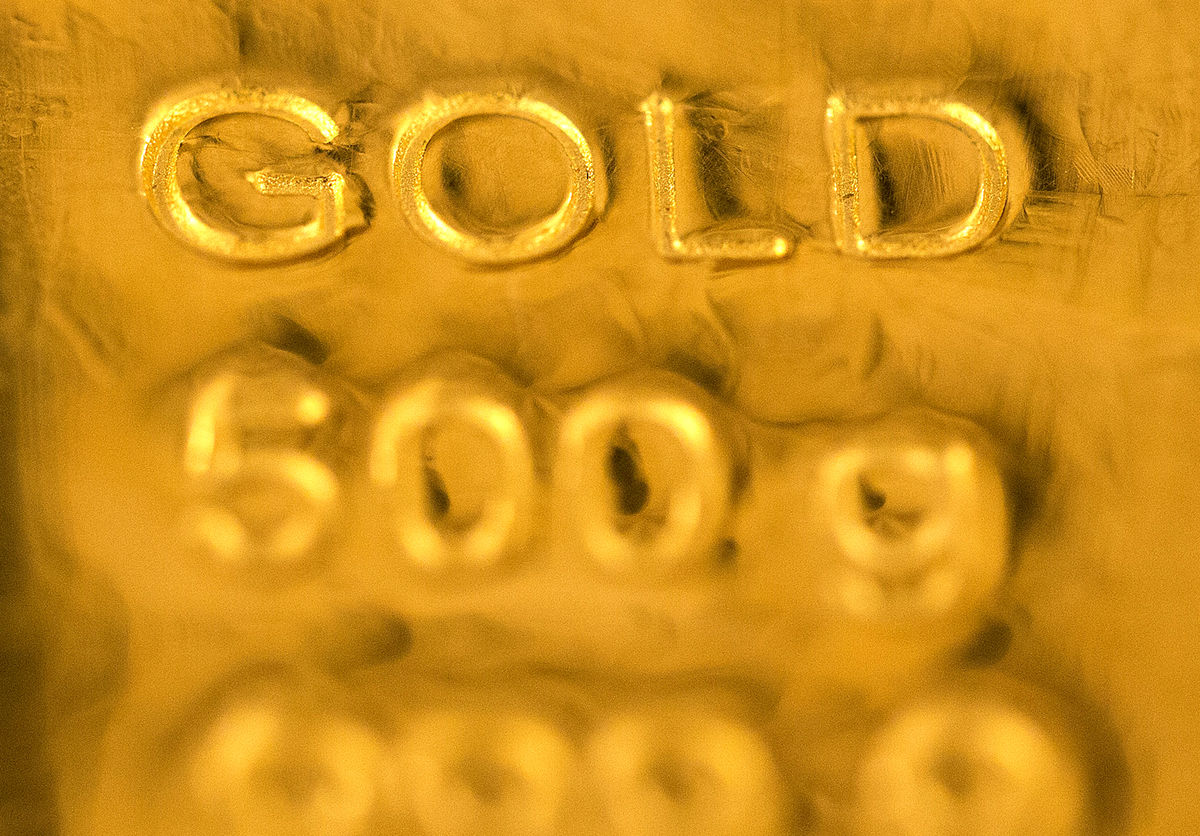 Don't make gold stocks your only investment