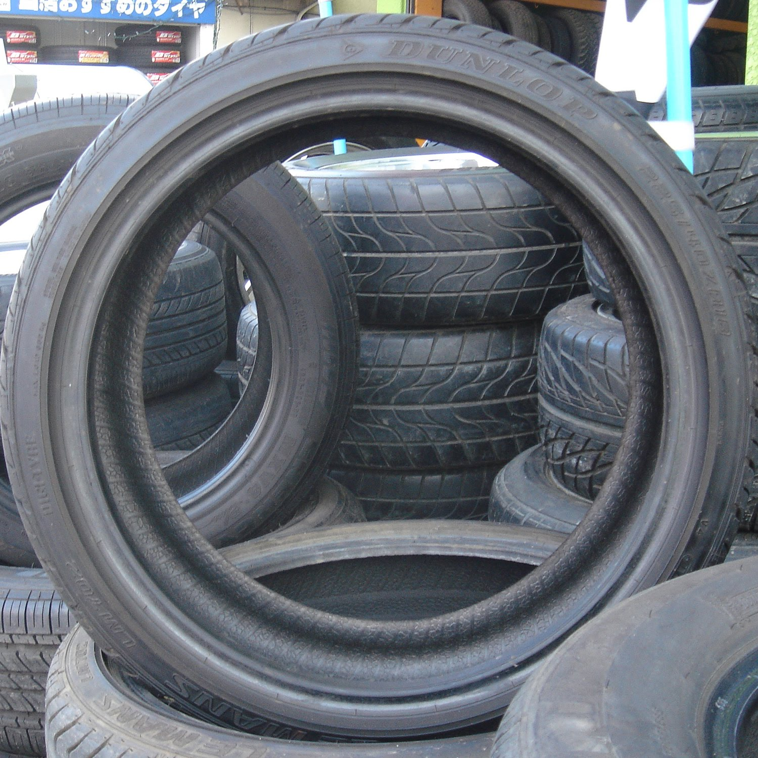 Benefits of Recycling Used Tires