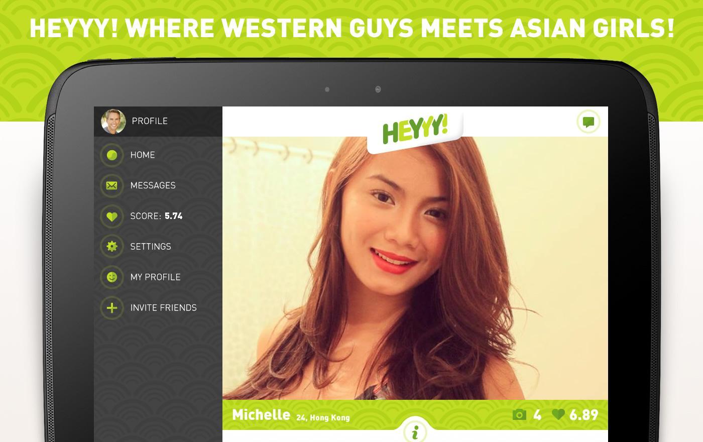 Asian dating sites in Brisbane