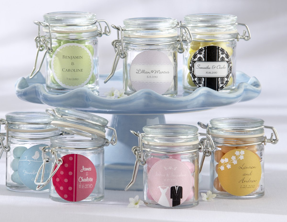 Wedding Favors Are Ideal For Guests To Remember Wedding