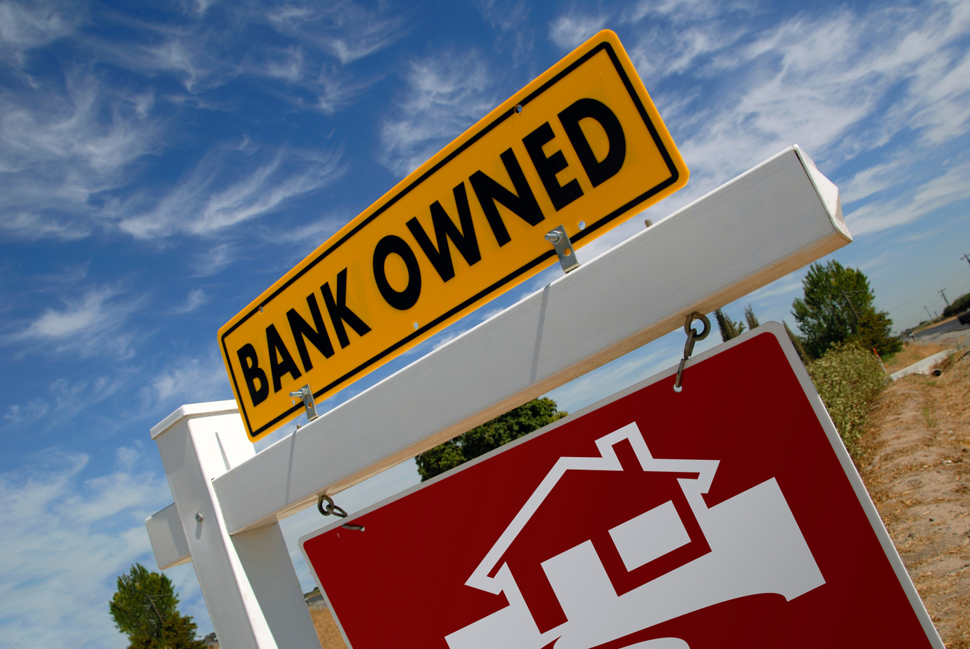 Bank owned homes limit potential for major renovations
