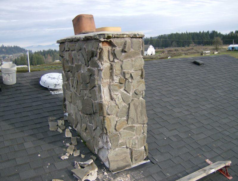 Regular Chimney Repair