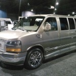 GMC conversion van deals still unaffordable for those on a budget