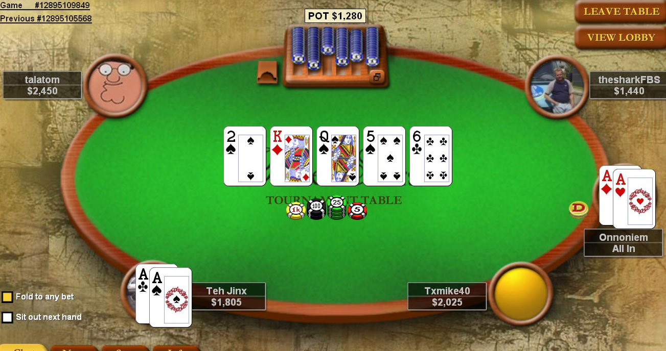 Can you play online poker for money in florida