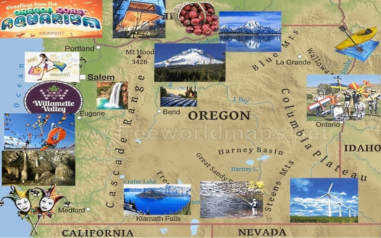 For The Top 10 Vacations Oregon Provides Memorable Experiences
