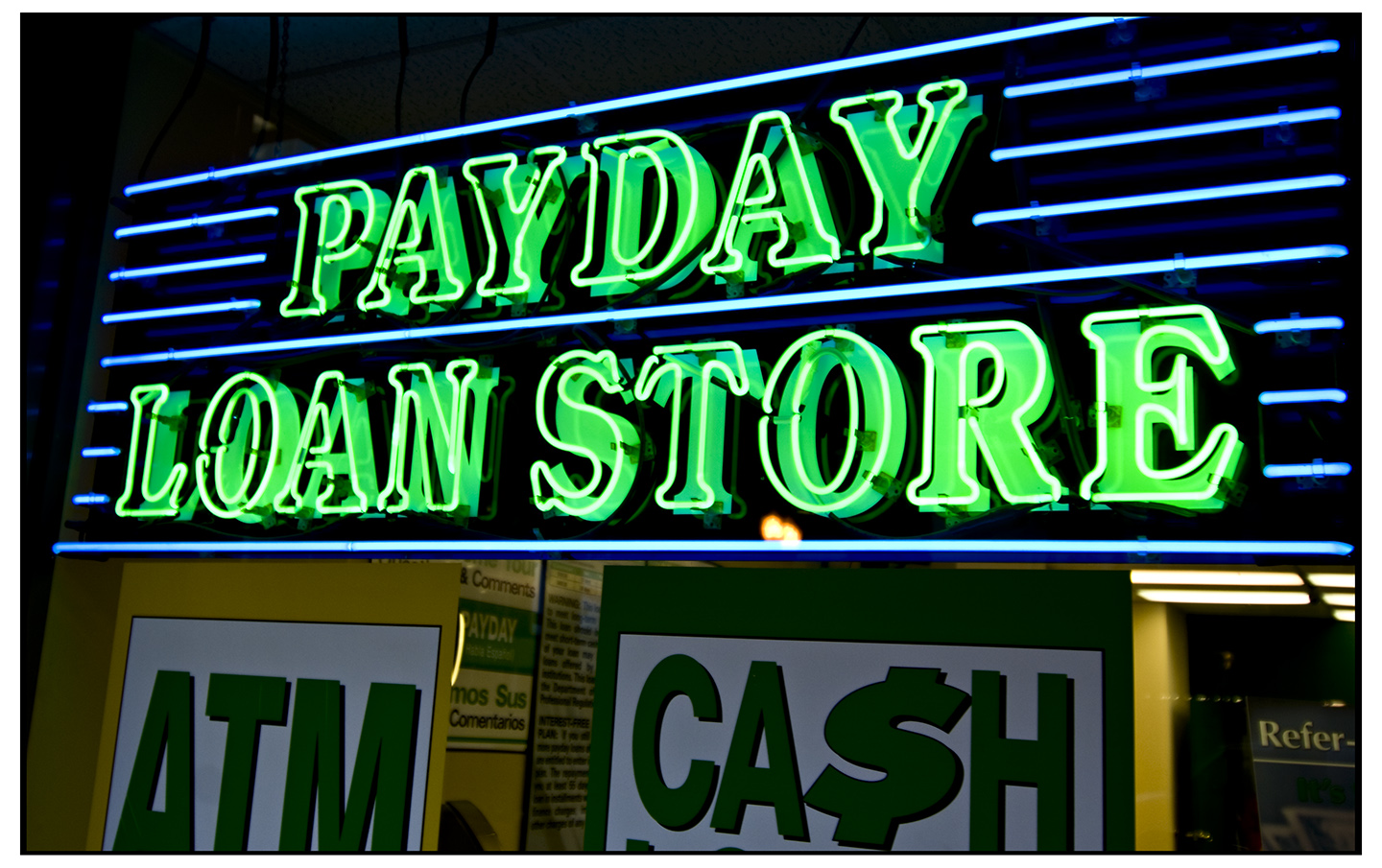 Pay day loans can assist during financial dips