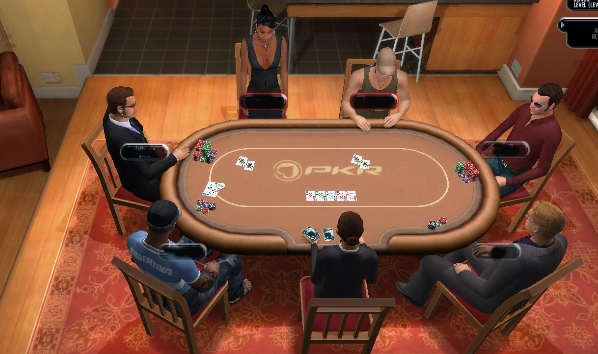Some of the best websites to play free online poker