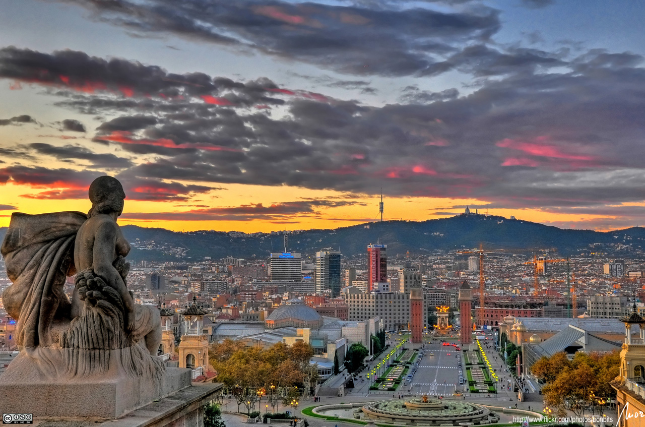 Where to travel: Barcelona