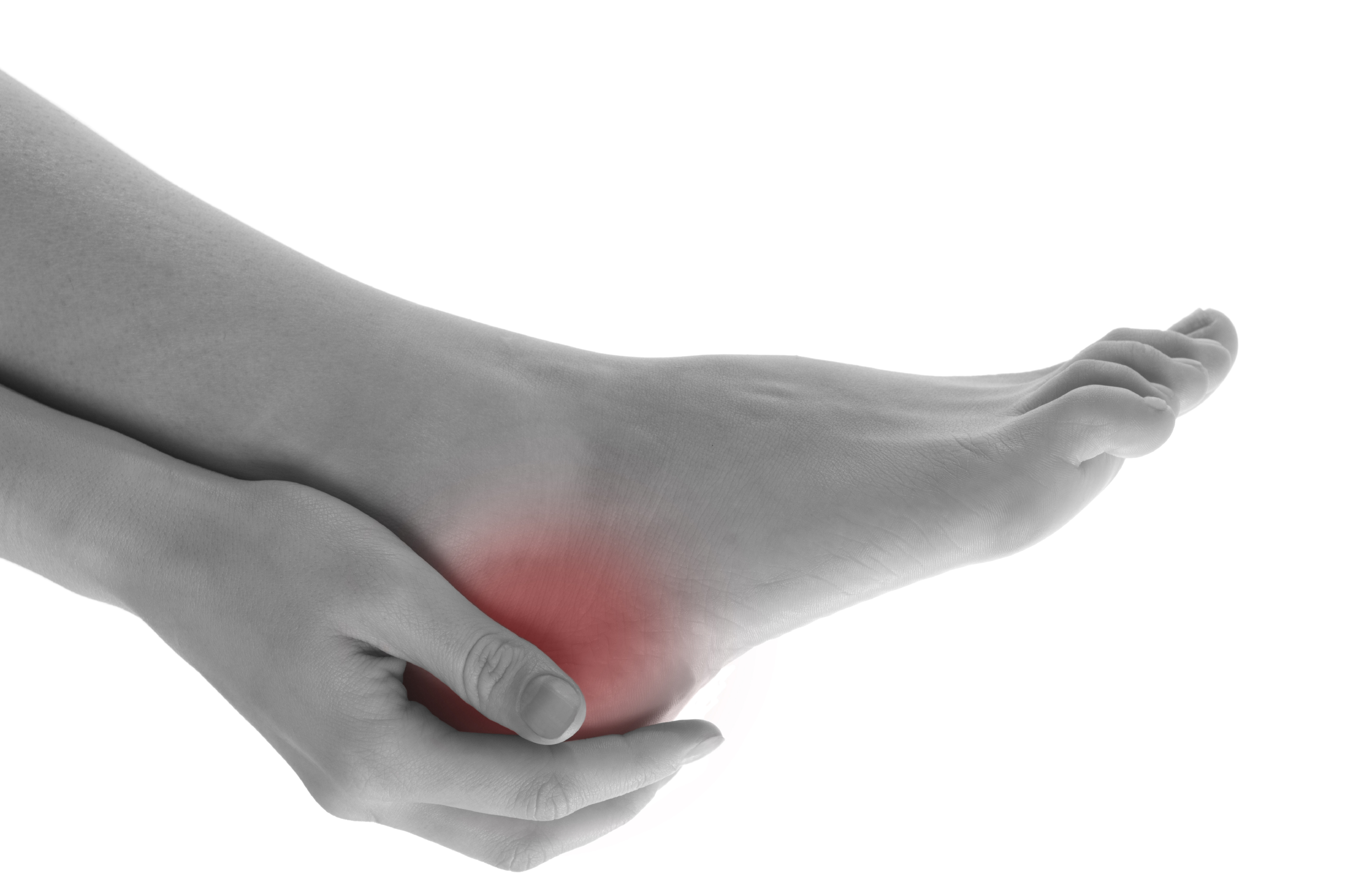Finding the right heel pain treatment