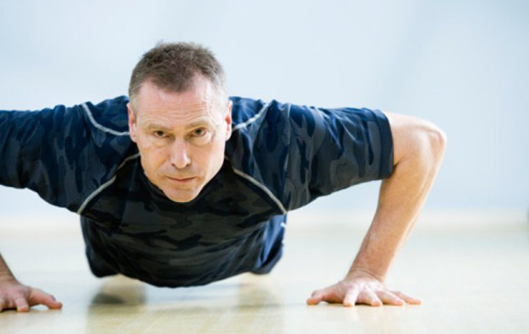 Worst Exercise For Middle Age Men