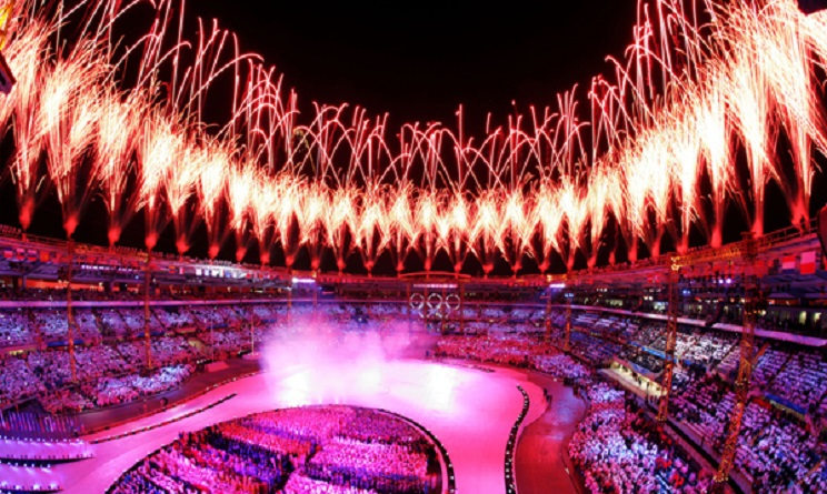 The Rio 2016 Olympic Games Get Underway