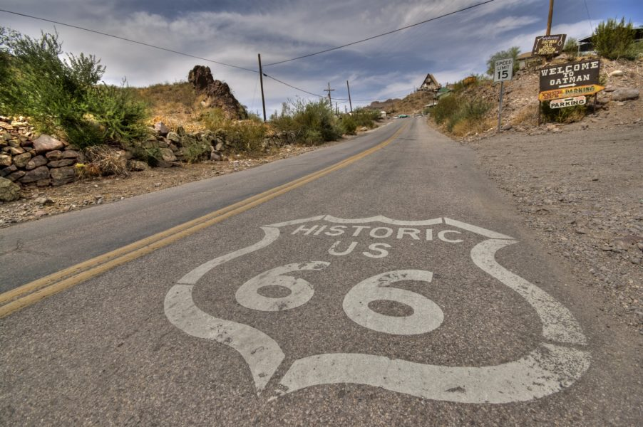 The most helpful tips for driving Route 66 in total safety