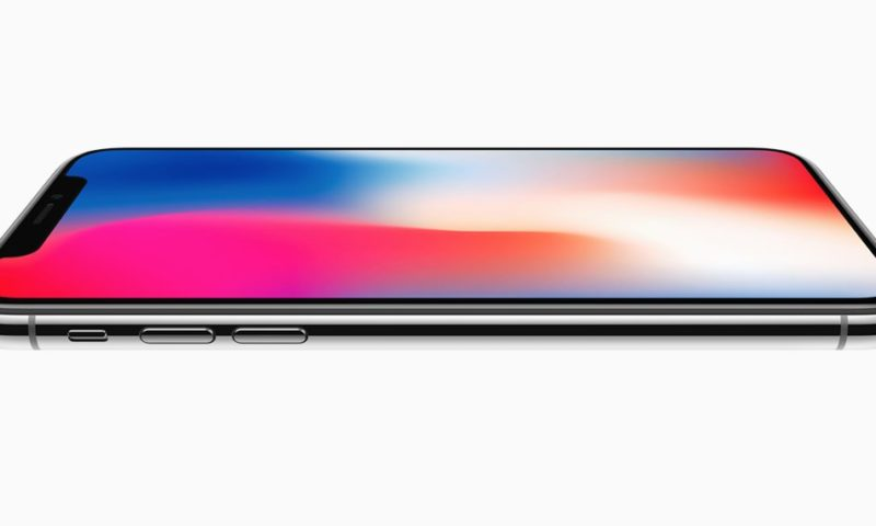 Everything there is to know about the new iPhone X