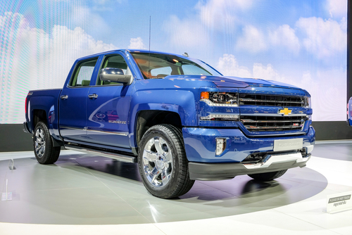 Review and overview of 2017 Chevy Silverado