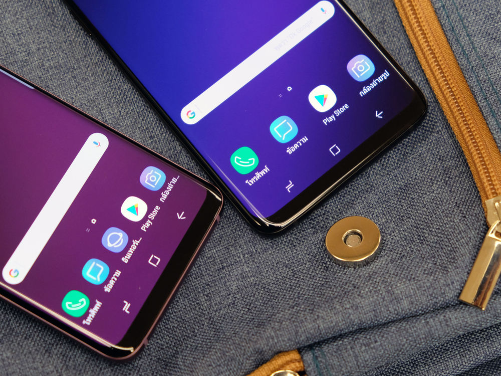Samsung Galaxy S9 vs iPhone X comparison