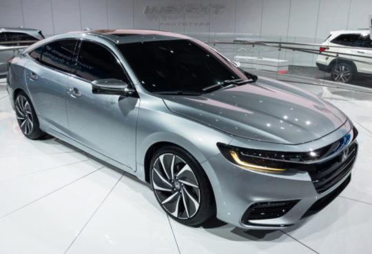 See the New 2019 Honda Lineup by Honda Motors