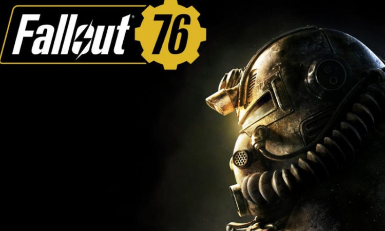 Fallout 76 game poster