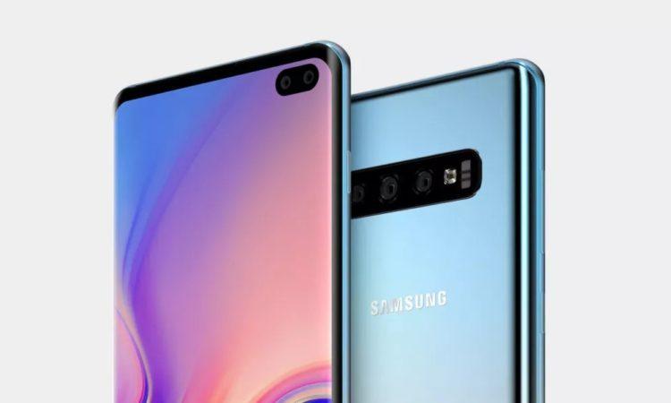 Samsung Galaxy S10 release