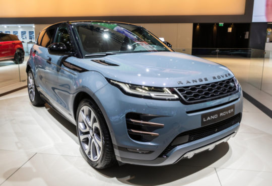 New Model of the Range Rover Line Up 2019