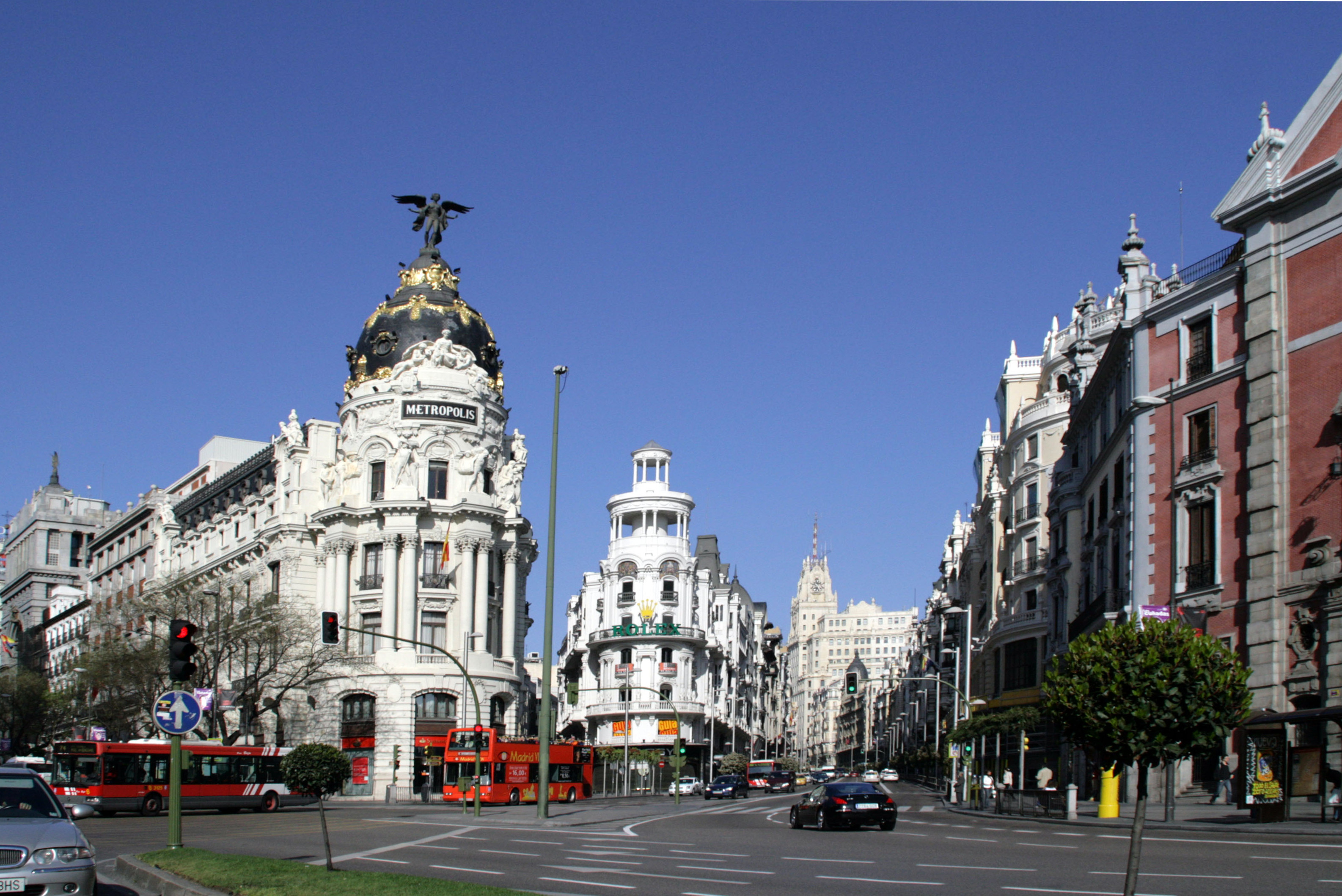 Which Hotel is the best in Madrid?