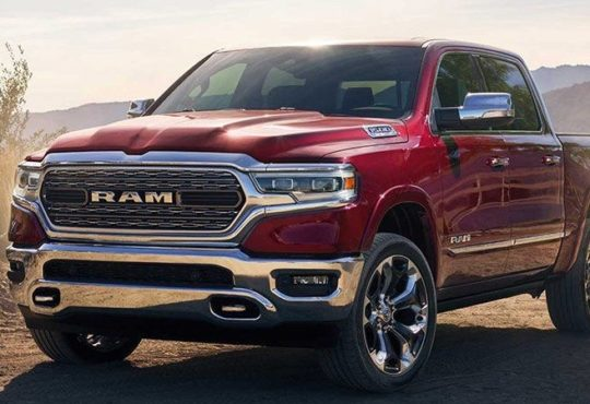 The New Dodge Ram