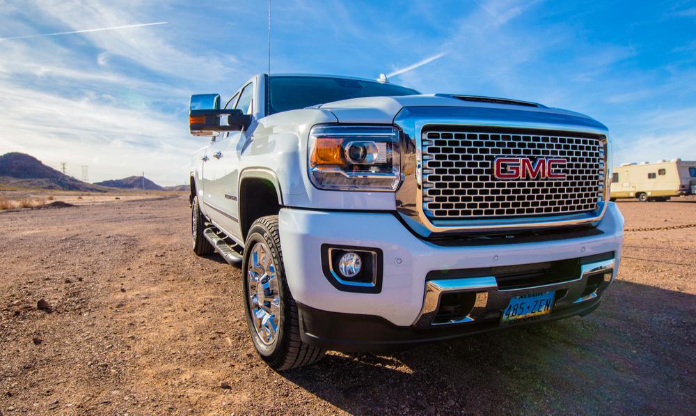 2019 GMC Sierra 1500 Light-Duty Pickup Truck